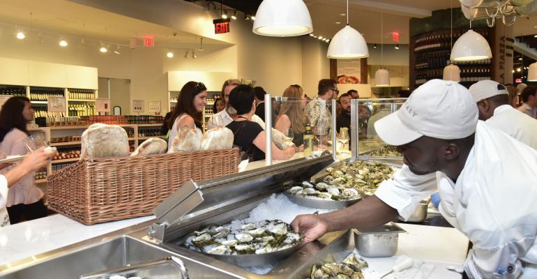 Food Halls Help Urban Retail Landlords Maintain Competitive Edge…AND MORE