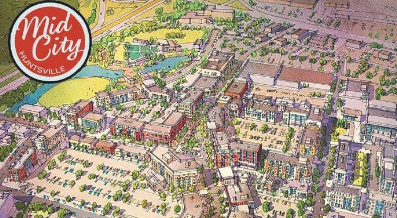 Hartman Simons Vital in Facilitating MidCity Huntsville's Redevelopment