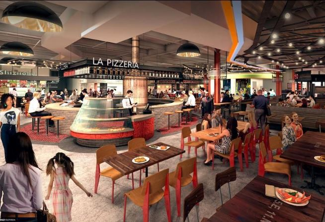 U.S. Food Hall Market Expected To Triple By 2020…AND MORE